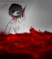Surreal Hemorrhage by LovE-CatSxD