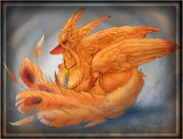 The Phoenix Sylph by Wasabineko