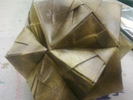 Concave Origami Ball by XNightdreamxDaymareX
