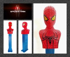The Amazing Spider-Man - Pez by mikedaws