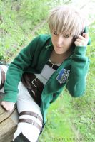 Jean Cosplay by Fennec777