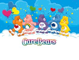Care Bears Wallpaper by CelestialFairy79