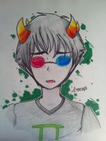 Sollux Captor by ShinyLatias82