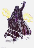 Lord Vader by Loye