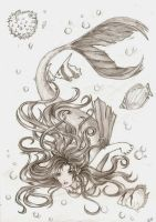Mermaid by Eo--Eovin