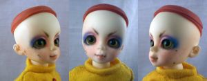Faceup:: Illusion Spirit Anita by princelingdoll