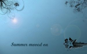 Summer moved on... by hotaru-tenten