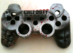 Call of Duty GHOSTS PS3 controller shell by chrisfurguson