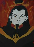 Firelord Ozai by Caranth