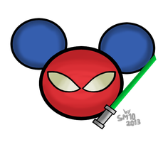 Disney's New Logo by SuperMaster10