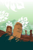 AO - Easter Island by kngzero