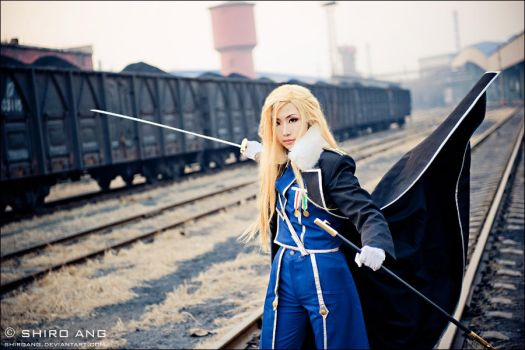 Full Metal Alchemist - 13 by shiroang