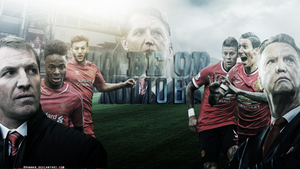 Manchester United Vs Liverpool by RRAnwar