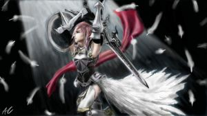 Final Fantasy XIII-2 - Lightning Farron by ACGearmaker