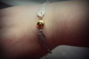 GoldenSnitch by GeorginaBrooker