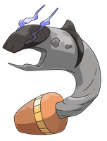 #??? Cremortus by Smiley-Fakemon