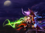 Battle of the Nights by profwacko