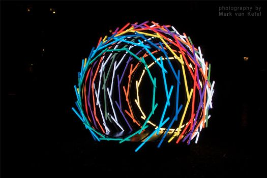 Amsterdam Light Festival IX - Nest by blizzard2006