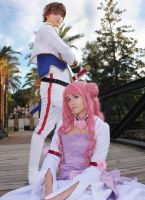 Suzaku y Euphemia -  Yes...you highness by NunnallyLol