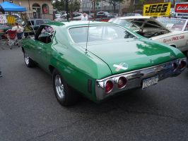 1972 Chevrolet Chevelle SS III by Brooklyn47