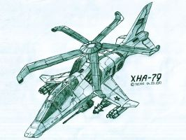 XHA-79 by TheXHS