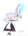 Marie's Soul Edge by sonic4ever760