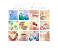 2012 Calendar by ivadesign
