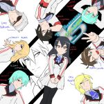Infinite Stratos (male cast) Harems by UsagiForehead