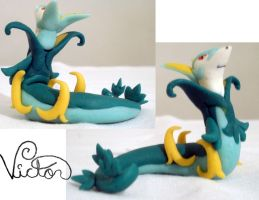 497 Serperior by VictorCustomizer