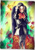 Autumn Leaves by Almostinnocentdream