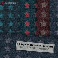 Free star denim fabric textures by Mephotos