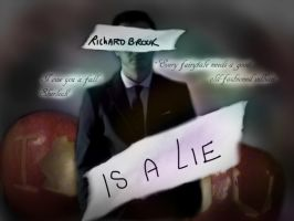 Richard Brook is a Lie by ExtremlySelfishChild