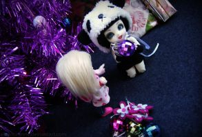 ornaments are for nommin. by EleanorAnne