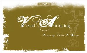 Visual Antiquing Bus Card 1 by ScarlettArcher