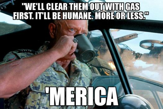 'Merica Meme by The-Blacklisted