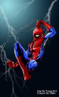 Spider-man2 colors by Chiko666 by ParisAlleyne