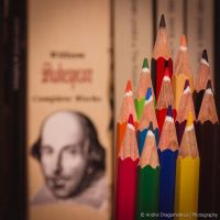 Shakespeare's Colors by DrAndrei