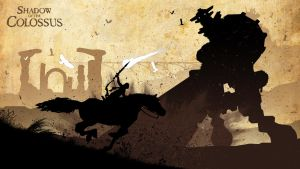 Shadow Of The Colossus: Gaius by uLtRaMa6nEt1cART