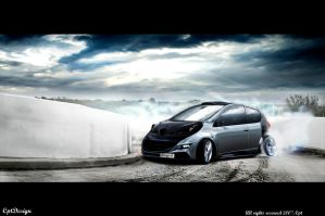 Peugeot 107 '09 by Cpt by CptDesign