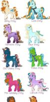 HARRY POTTER PONIES FTW by WeCouldBeHeros