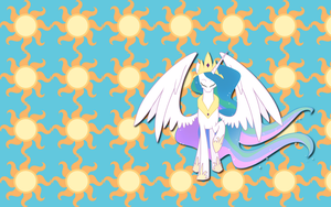 Cutie mark Celestia wallpaper by AliceHumanSacrifice0