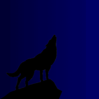 Wolf's Rain Logo Animation by Wolfchill13
