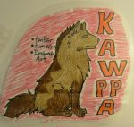 Chained - badge by Kawppa
