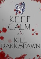 Keep Calm Grey Warden by assassinXfire