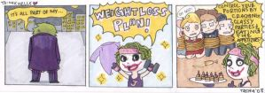 Joker's Plan by Batata-Tasha