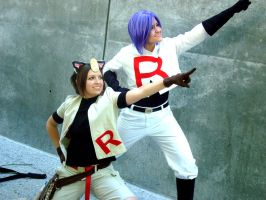 Pokemon: Team Rocket by xYaminogamex
