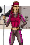 Sequestered X-Men Gambit by Abe-Whistler