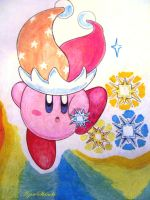 Beam Kirby by AzureShinobi