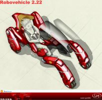 Robovehicle by Chavito34