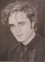Robert Pattinson by aracelly402